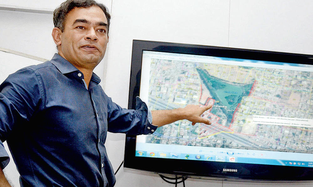 Like Hyderabad, Bengaluru goes for drones