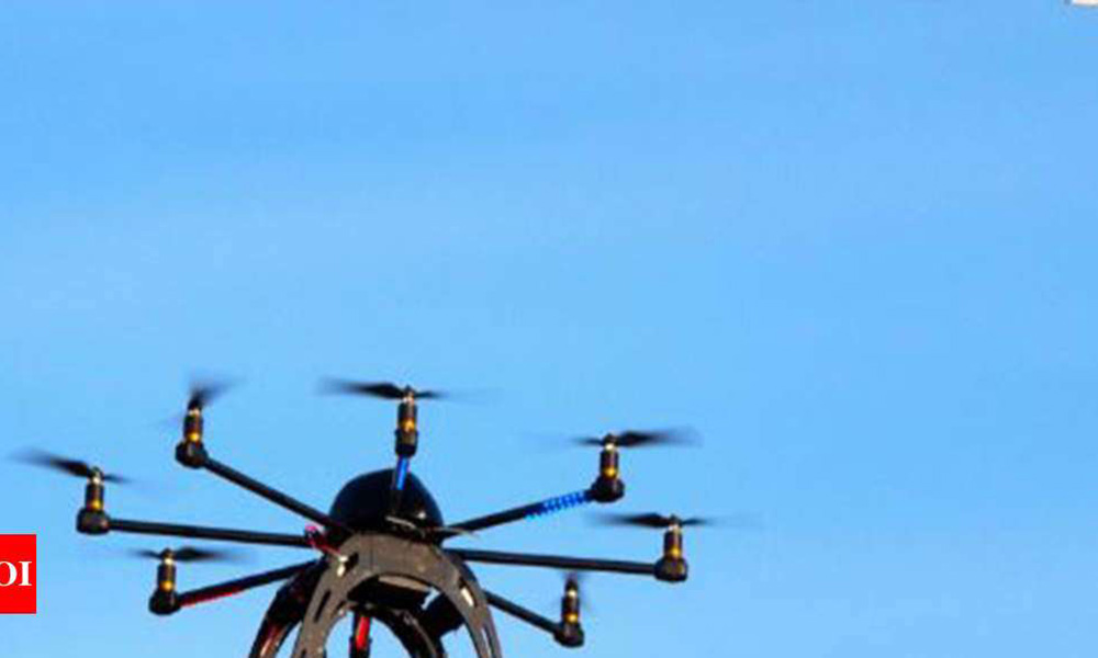 Drones to track illegal construction
