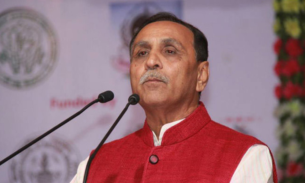 TP schemes, affordable housing must: Vijay Rupani